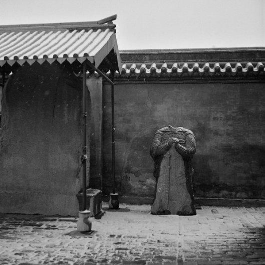 Мастер черно-белой фотографии Ян Минг/Yan Ming - №17