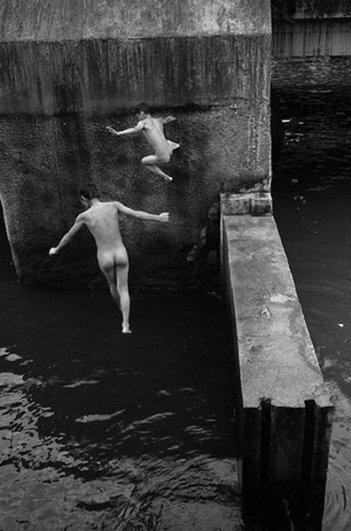 Мастер черно-белой фотографии Ян Минг/Yan Ming - №19