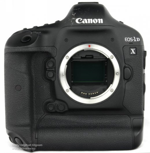 Обзор Canon 1Dx