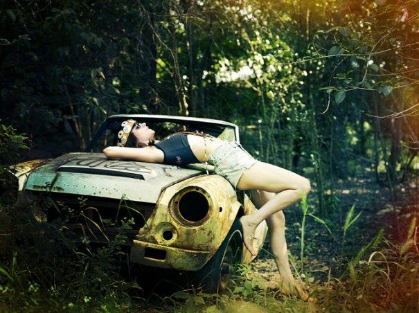Незабываемые фотографии Александра Валенти/Alexandra Valenti - №15