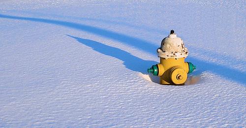 Первый снег? Фотографируем! - №3