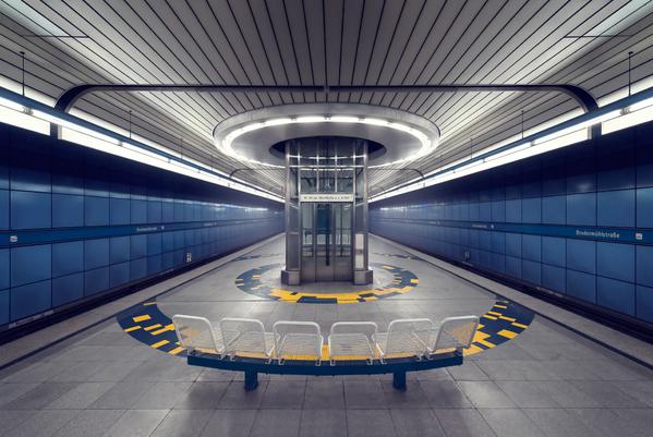 Subway. Nick Frank - №1