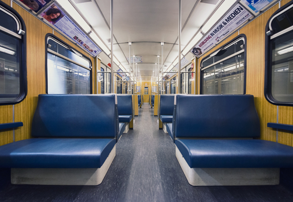Subway. Nick Frank - №3
