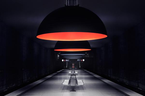 Subway. Nick Frank - №4