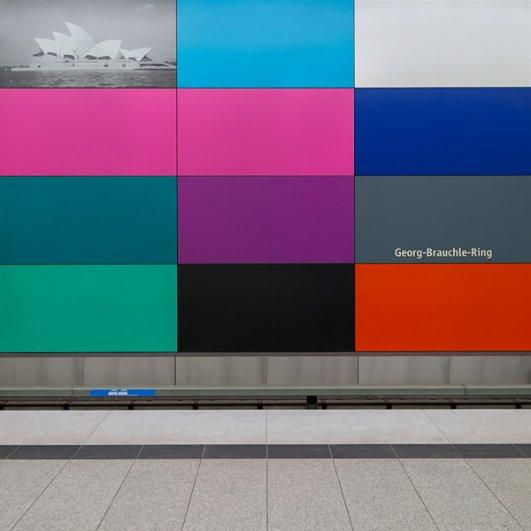 Subway. Nick Frank - №5