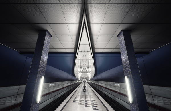 Subway. Nick Frank - №6