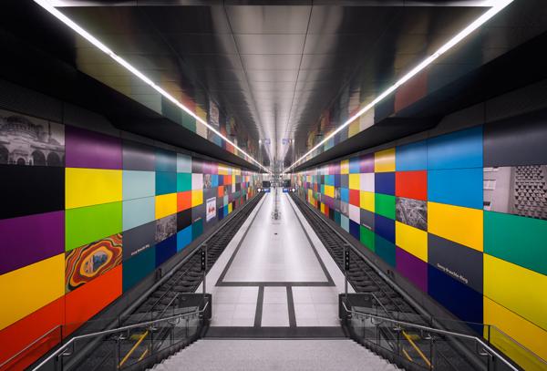 Subway. Nick Frank - №8