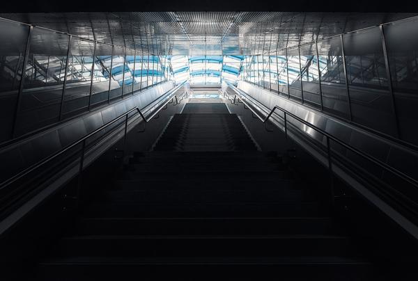 Subway. Nick Frank - №9