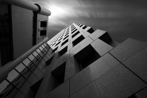 Архитектура глазами Джоша Адамски (Josh Adamski) - №7