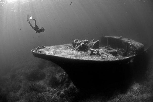 Как делать подводные фотографии? - №2