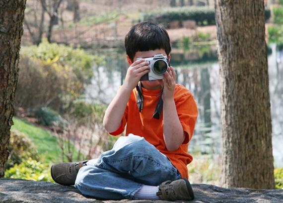 фотографии сделанные детьми
