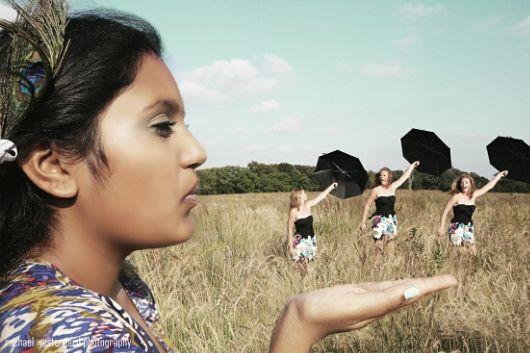 Принудительная Перспектива в Фотографии (Forced Perspective) - №41