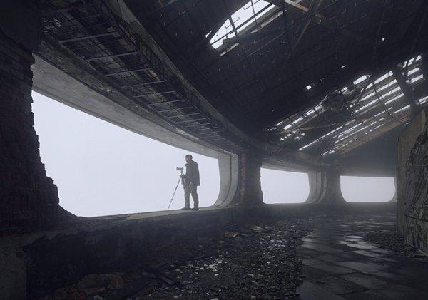 Заброшенное место