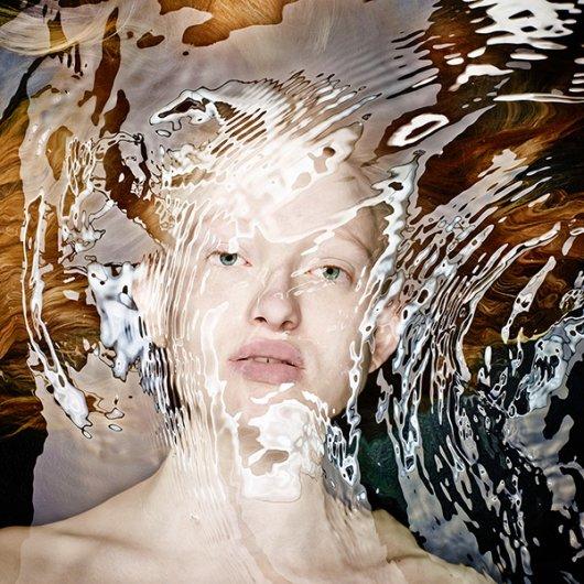 """Шокирующая и простая серия портретов Andreas Franke """"Барьер"""" - №11"""
