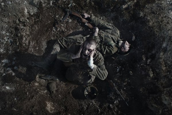 Воинам Великой Отечественной Войны посвящаю