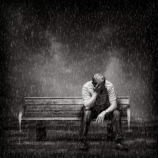 Alone © Ross McKelvey