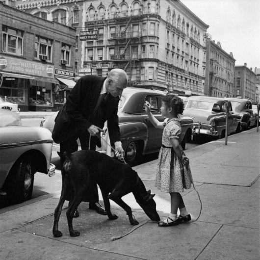 """Фотограф Вивиан Майер (Vivian Maier) (рубрика """"Вдохновение"""") - №5"""