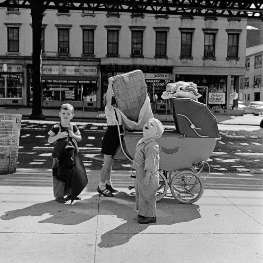 """Фотограф Вивиан Майер (Vivian Maier) (рубрика """"Вдохновение"""") - №21"""