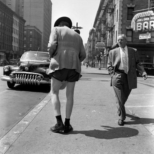 """Фотограф Вивиан Майер (Vivian Maier) (рубрика """"Вдохновение"""") - №25"""