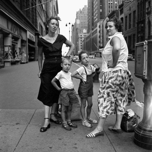 """Фотограф Вивиан Майер (Vivian Maier) (рубрика """"Вдохновение"""") - №29"""