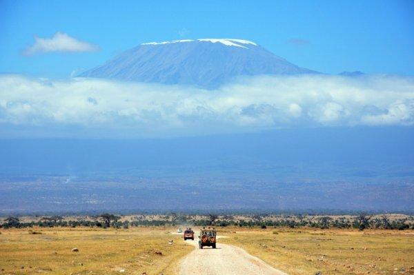 захватывающие места планеты - Гора Килиманджаро, Танзания, Африка