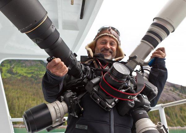 Профессиональный фотограф - Мультисъёмка. Автор фото: Глеба Трро