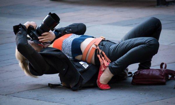как стать профессиональным фотографом - Рабочая сцена. Автор фото: Шамас Малик