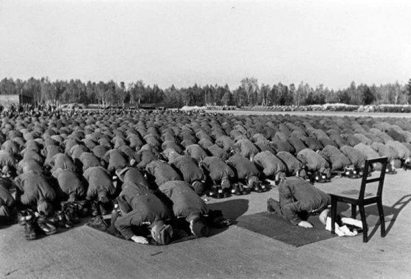 архивные фото войны