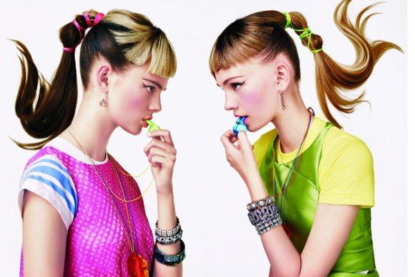 Себастьян Ким. Teen Vogue, январь 2011. © Sebastian Kim