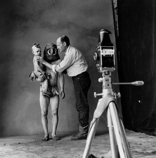"""Фотограф Ирвин Пенн (Irving Penn) (рубрика """"Вдохновение"""") - №4"""