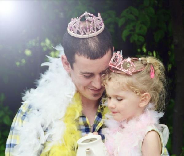- У меня есть дочь, поэтому я буду прекрасен всегда!!! ;)) - №8