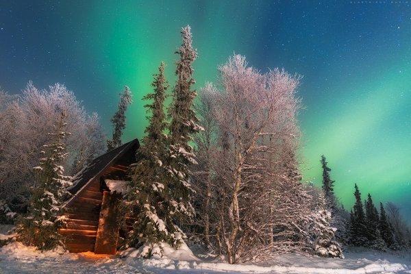 Максим Сластников - В поисках полярного сияния