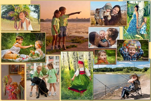 Детская и семейная съемка