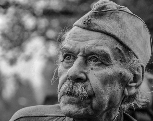 ФотоЛорик - Он сражался за Родину. Воспоминания