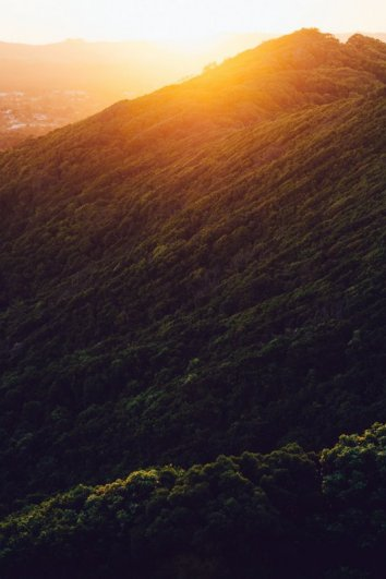красивые природные пейзажи