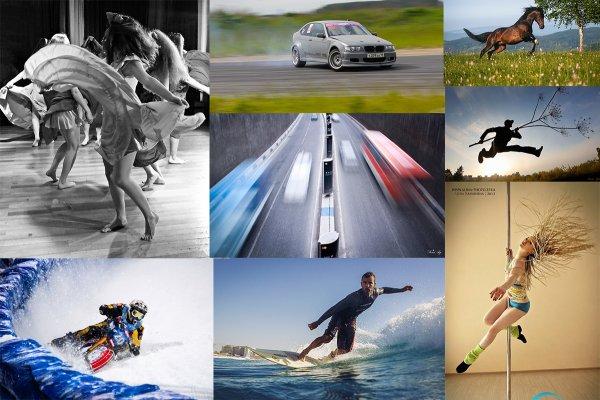 коллаж в движении – Дайджест ФотоКто