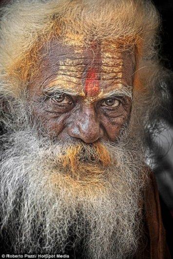фото портреты людей