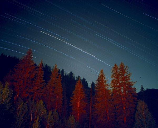 красивые ночные фотографии