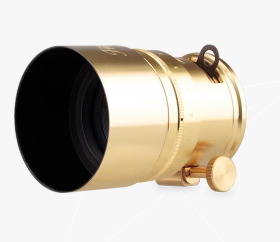 Портретный объектив 58 мм