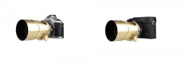 Портретный объектив для разных камер