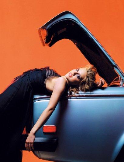 Фотографии знаменитостей: Бриттани Мерфи (Brittany Murphy)