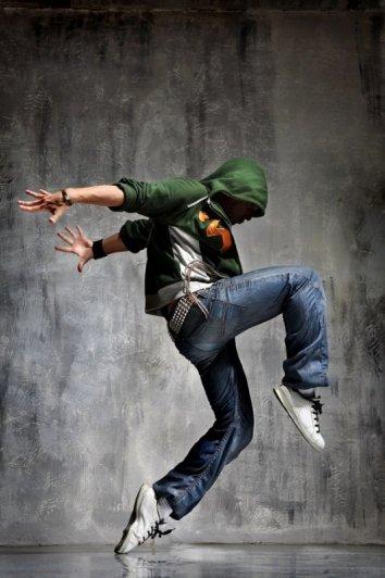 Студийные фото современного танца