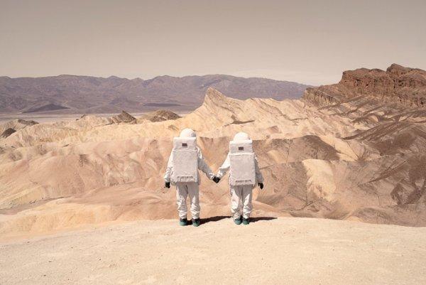 Фото с Марса 10