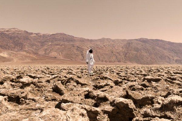 планета Марс фото