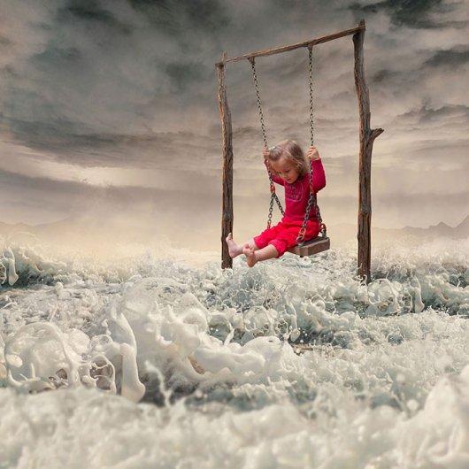 Фотомонтаж о детях