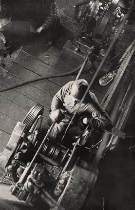 Неизвестный автор. Буровые работы. Норильск II. 1935
