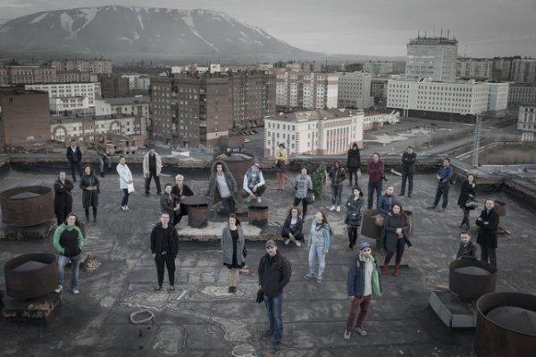 Григорий Ярошенко, Иван Михайлов. Фотоклуб «Таймыр». Норильск. 2015