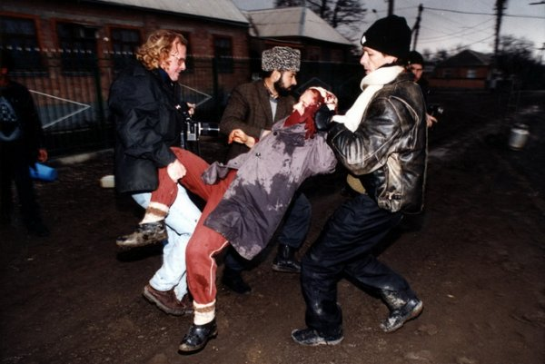 Питер Тернли (Peter Turnley) в Чечне, 1995