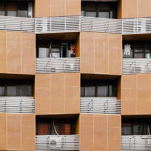 Архитектурные фото с геометрией