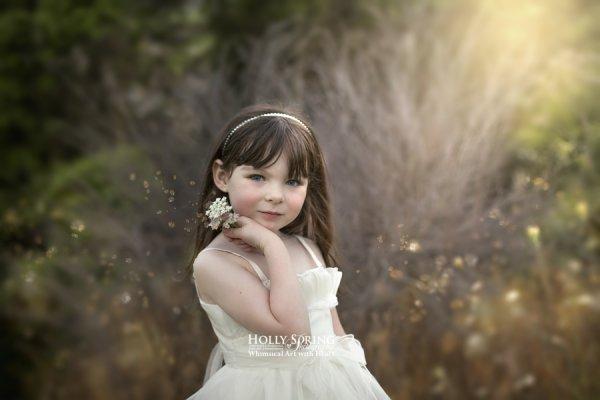 фотографии красивой девочки